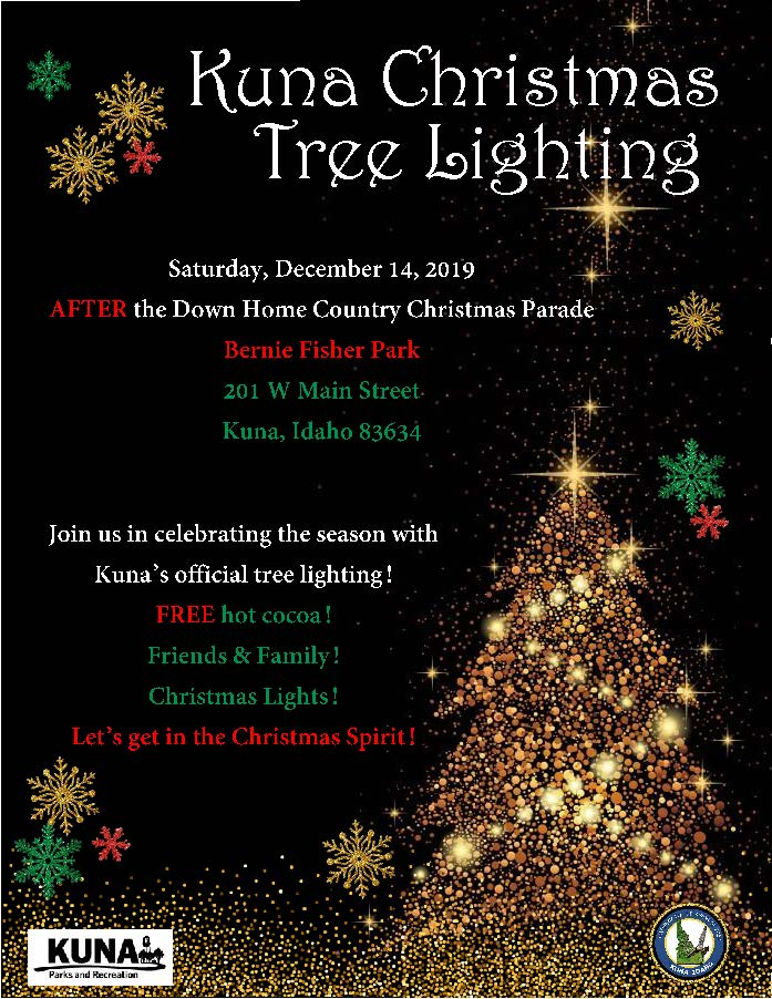 2019 Kuna Christmas Tree Lighting Flyer (JPG)
