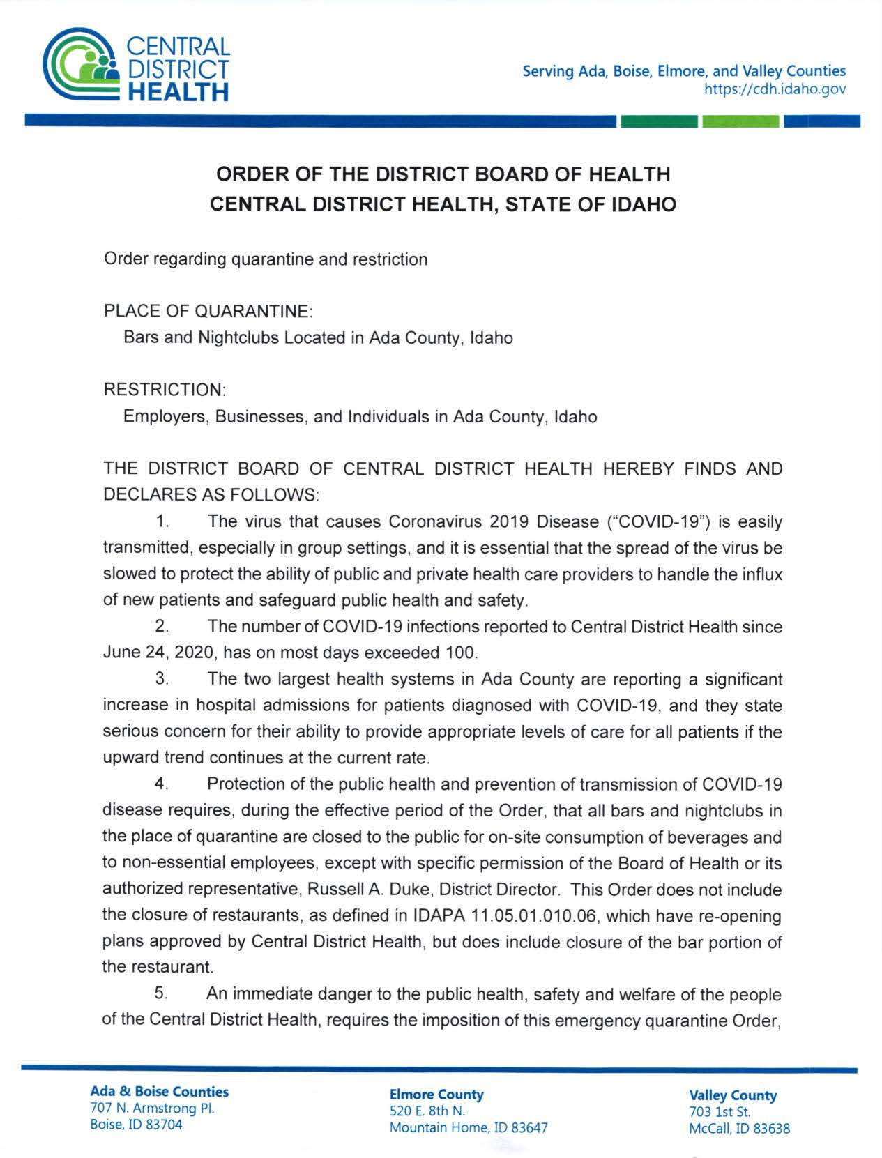 CDH Quarantine and Restriction Order 07-14-20 Final_Page_1 (JPEG)