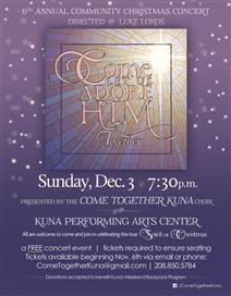 Come Together Kuna Community Choir Concert Poster 2017.jpg