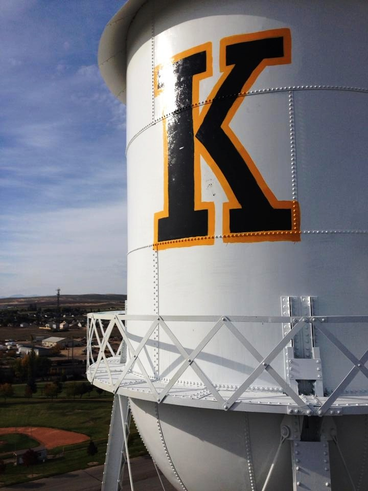 Kuna Water Tower